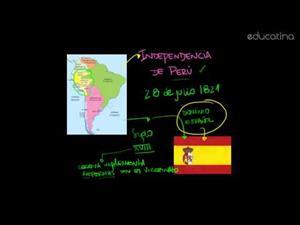 Perú: 28 Julio 1821. Día de la Independencia I