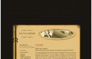 Encyclopédie des expressions