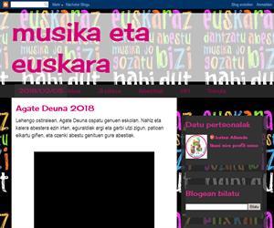 Musika eta Euskara