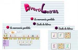 Aplicación en ANDRIOD para trabajar la lectoescritura DIVERTILETRAS