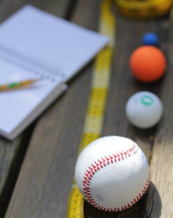 Throwing a Baseball