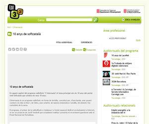 10 anys de softcatalà (Edu3.cat)