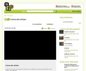 Cinema dels oblidats (Edu3.cat)