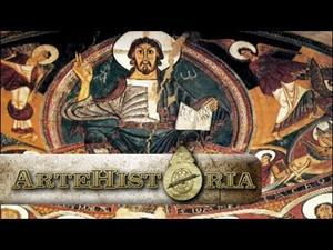 Románico, Pintura y decoración (Historia del Arte)