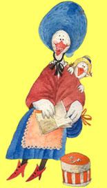 Mother Goose Carboose, poesía infantil y mucho más