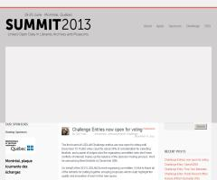 Linked Open Data in Libraries, Archives and Museums Summit 2013 #LODLAM