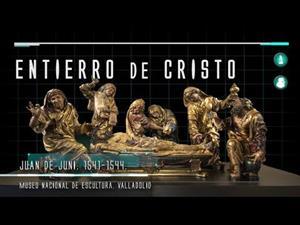 Entierro de Cristo de Juan de Juni