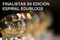 ¡¡Ya están aquí los finalistas del XII Premio Espiral Edublogs!!