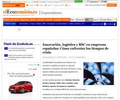 Innovación, logística y RSC en empresas españolas: Cómo enfrentar los tiempos de crisis