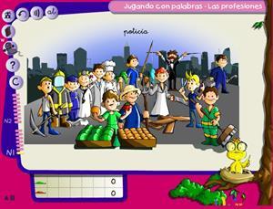 Las Profesiones. Educación Infantil