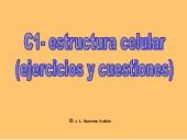 Ejercicios y cuestiones sobre Células y Estructuras Celulares (BIOGEO-OV)