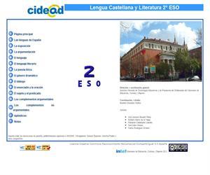 Lengua Castellana y Literatura 2º ESO (cidead)