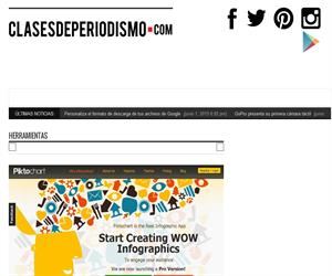 Infografías: 15 herramientas para realizarlas (clasesdeperiodismo.com)