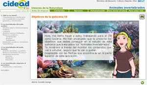 Animales invertebrados (cidead)