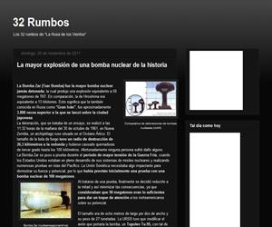 Descubre más sobre historia, ciencia, tecnología y otros temas (32rumbos.blogspot.com)