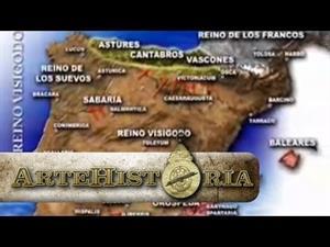 El reino visigodo a finales del siglo VI