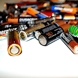 Las pilas y baterías