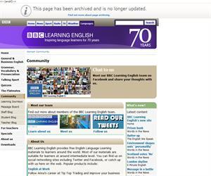 Blogs y foros para practicar inglés