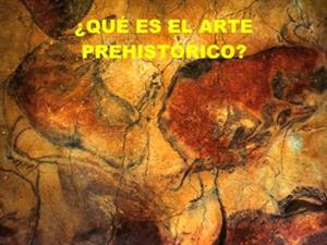 Prehistoria. Artecreha