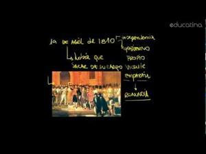 Venezuela: Abril de 1810. Primer paso a la Independencia