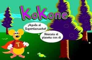 kokone.com: página educativa por y para los niños