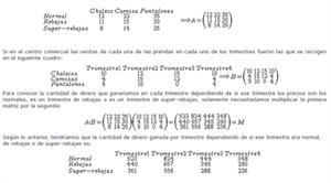 Rango de una matriz y matriz inversa