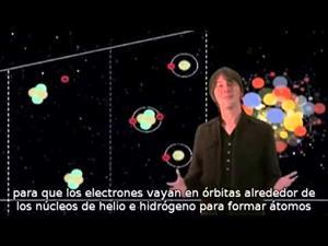 El origen del universo en 3 minutos