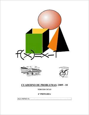 Repaso de verano. Problemas de Matemáticas (6º Educación Primaria). Colegio Romareda