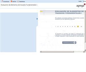 Evaluación de elementos de trazados fundamentales I