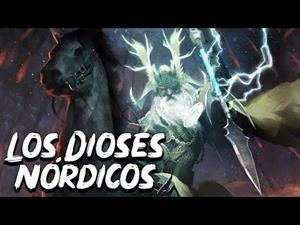 Los Dioses Nórdicos (parte 1 de 3): Odín, Frigg, Frey y Freyja