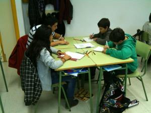 Propuesta de aprendizaje cooperativo: el lápiz central