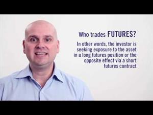 Futuros financieros, en inglés con subtítulos en inglés
