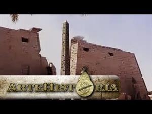 Monolito del Templo de Amón en Luxor