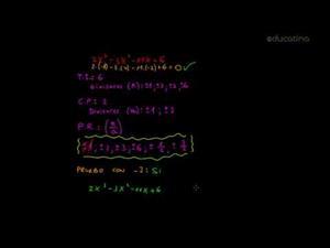 Expresiones algebraicas III