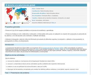 El derecho a la salud (escala global)