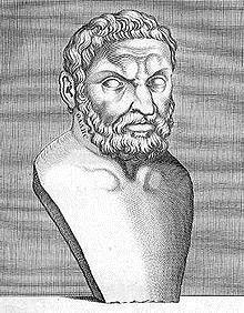 Lee a Tales de Mileto en griego y español