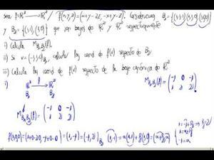 Aplicaciones lineales sin usa fórmula de cambio de base 2