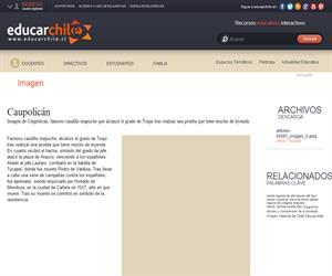 Caupolicán (Educarchile)