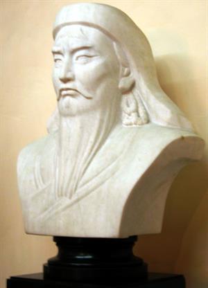 Gengis Kan. Los pasajes de Cebrián