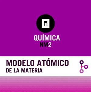 Modelo atómico de la materia