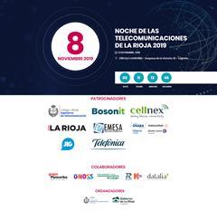 'La Noche de las Telecomunicaciones' premia un año más el compromiso con las  Nuevas Tecnologías