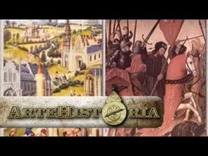 La arquitectura civil en el arte medieval