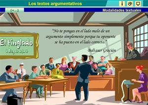 Los textos argumentativos (unidad didáctica)
