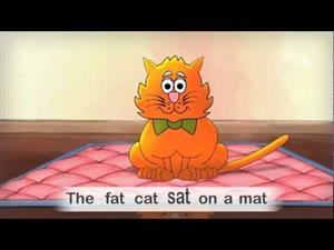 Cat on de Mat- Fantastic Phonics learn to read program (Early-Reading.com)