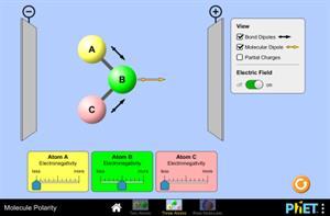 Polarité de la molécule