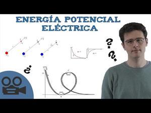 Energía potencial eléctrica