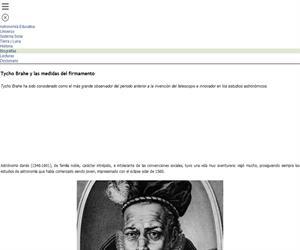 Tycho Brahe: la medición del cielo