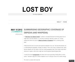 Summarising Geographic Coverage of Dbpedia (and Wikipedia)