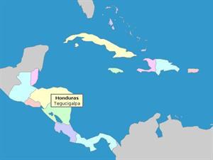 Países de América Central