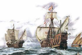 Descubrimiento y conquista de América y de Chile